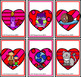 Valentine Short Vowel Sorting Cards