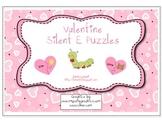Valentine Silent E Puzzle