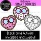 Valentine Smart Cookies: Valentine Clipart {Creative Clips Clipart}