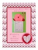 Valentine Snail Mail: A Letter Writing Craftivity