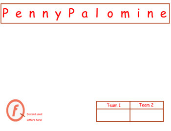 "Valentine's Day Original Singing Game | ""Penny Palomine"" 