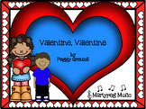 Valentine Song for K-1/Fun Valentine game/Easy xylophone part