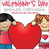 Valentine's Day Spatial Concepts