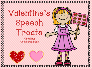 Valentine Speech Treats