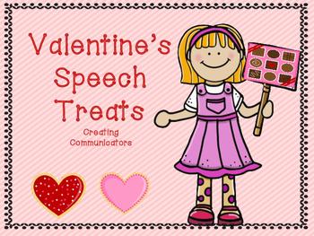 Valentine Speech Treats