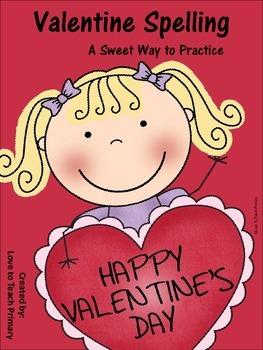 Valentine Spelling