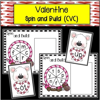 Valentine Spin and Build Onset and Rime (CVC)