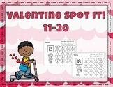 Valentine Spot It 11-20