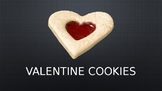 Valentine Stained Glass Cookies Recipe Power Point Presentation