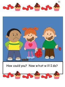 Valentine Story- Freebie!