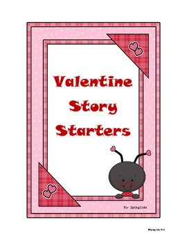 Valentine Story Starters