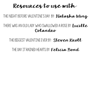 STORY TIME PACK: VALENTINE'S DAY