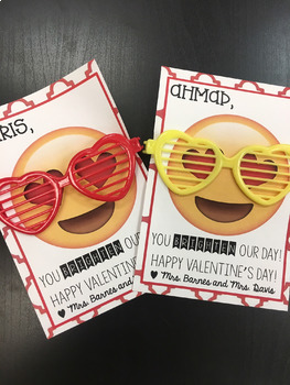 Valentine Student Gift