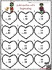 Valentine Subtraction with Regrouping