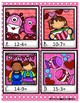 Valentine Subtraction within 20 Write the Room