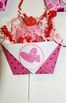 Valentine Sucker Pouches (Set of 12)