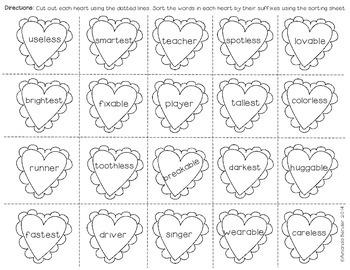 Valentine Suffix Sort