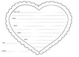 Valentine Summary Graphic Organizer