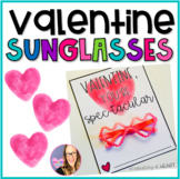 Valentine Sunglasses Gift Tags