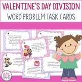 Valentine's Day Division Word Problems