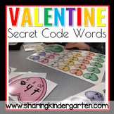 Valentine Sweet Secret Code Words