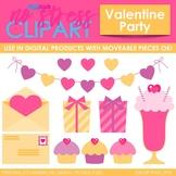 Valentine Sweetheart Party (Digital Use Ok!)