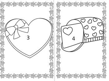 Valentine Syllable Pack - reading center and worksheets
