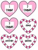 Valentine Syllable Sort