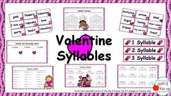 Valentine Syllables