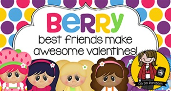 Valentine Tag | Berry Best Friends