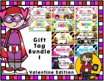 Valentine Tag | Bundle I