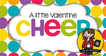 Valentine Tag   Cheer