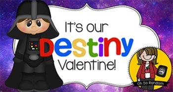 Valentine Tag | Destiny