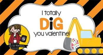 Valentine Tag   Dig