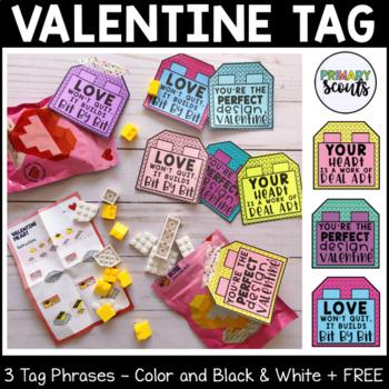Valentine Tag - FREEBIE