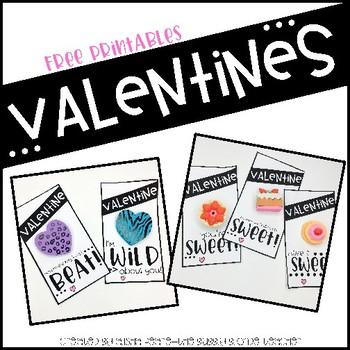 Valentine Tag Freebie