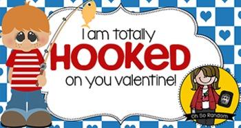 Valentine Tag | Hooked