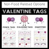 Valentine Tags: Non-Food Related