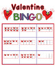 Valentine Ten Frame Bingo Numbers 1-10 (3 & 5 In-A-Row-Wins)