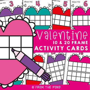 Valentine Ten and Twenty Frames