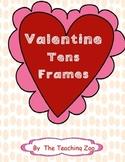 Valentine Tens Frames