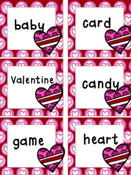 Valentine Theme Scoot Games