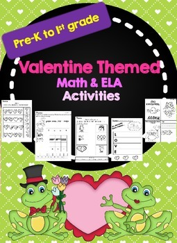 Valentine's Activities