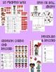 Valentine Themed Math Centers & Quick Print Fun
