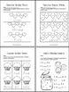 Valentine Themed Math for PreK - Kindergarten