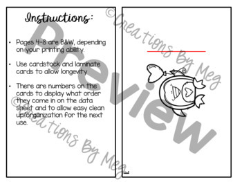 Valentine Themed Measuring Practice Task Cards - Standard or Non-Standard Units
