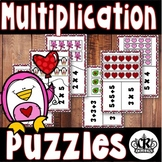 Valentine Multiplication and Repeated Addition Array