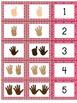 Valentine-Themed Number Sense Card Sort 1-10