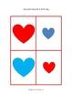 Valentine Themed Sentence Comprehension Tasks