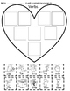 Valentine Themed Worksheets